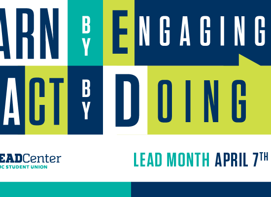 LEAD Month