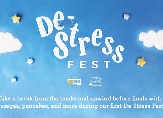 De-Stress Fest
