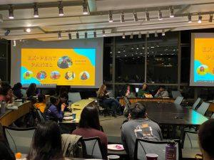 Image of an ASUC Senate meeting
